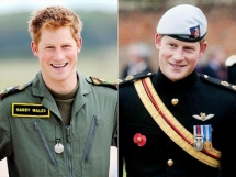 Prince Harry of Wales - Fave celebs