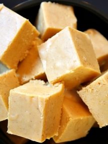 Pumpkin Fudge recipe - Crazy for Pumpkin