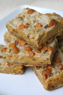Pumpkin Pie Bars recipe - Crazy for Pumpkin