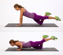 Push-Up Circuit Challenge: 4 Weeks to 50 Push-Ups - Fitness