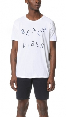 Quality Peoples Beach Vibes Tee - T-Shirts