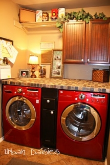 Quick and easy fix for a new and improved laundry room - Laundry Room Ideas