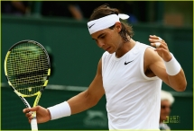 Rafael Nadal - Greatest athletes of all time