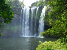 Rainbow Falls, Kerikeri, Northland, New Zealand - Art for home and cottage