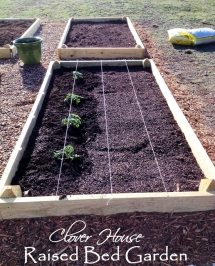 Raised bed garden instructions - Magical Gardens
