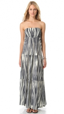 Rayna Maxi Dress by Velvet - Spring Clothes Shopping
