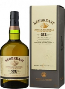 Redbreast 21 Year Old Whiskey - Fave products