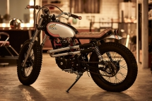 Retro 1984 Honda XL 250 by C2R Custom - Motorcycles