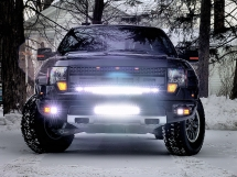 Rigid Industries LED Lighting for Ford F150 Raptor - 4x4 Accessories