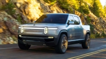 Rivian R1T Pickup Truck - Cool Electric Vehicles