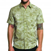 Roark Revival Olive Le Patio Button-Up Shirt - Summer Style
