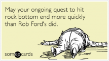 Rob Ford humor - That made me laugh!
