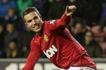 Robin van Persie - Greatest athletes of all time