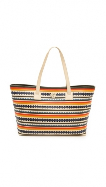 Robinson Zigzag Tote by Tory Burch - Fave Clothing & Fashion Accessories