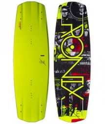 Ronix ATR S Wakeboard Matte Nuclear Yellow 2015 - Mens - Watersports