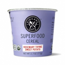 Rosemary Thyme Sweet Potato Superfood Cereal - All Natural