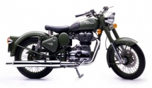 Royal Enfield Bullet Classic Military - Vintage Inspired Motorcycles