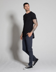 RSQ London Mens Skinny Stretch Chino Pants - Man Style