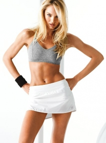 Runway Skirt from Victoria's Secret - Running outfits