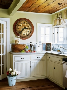 Rustic Kitchen - Kitchen ideas