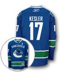 Ryan Kesler Vancouver Canucks Jersey - Clothes make the man