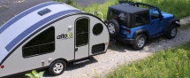 Safari Condo Alto R1723 ultralight travel trailer - Campers