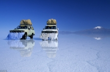 Salar de Uyuni - Beautiful places