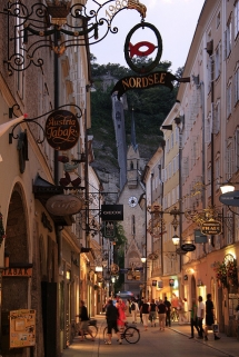 Salzburg, Austria - Beautiful places