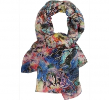 Scarves | Silk scarf | scarf styles and trends - Scarves for women | designer silk scarf