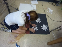 Sculptural Paper Relief Art - Awesome Art lessons