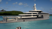 SeaXplorer 90 expedition superyacht built by Damen - Motorboats