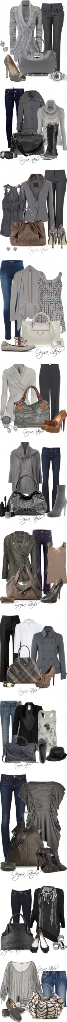 Shades of Grey - My Style