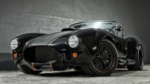 Shelby Cobra - classic car with modern paint job - Sports cars