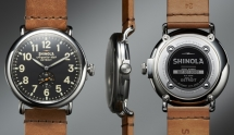 Shinola Runwell Watch - Fave products