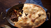 Short Rib Pot Pie - Tasty Grub
