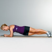Shrink a Size in 14 Days - Gotta get those abs!