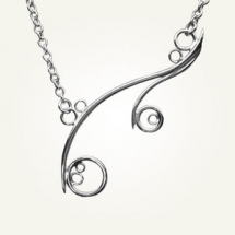 Silver Greek Isle Necklace - Most fave products