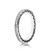 Silver Hearts of Pandora Ring from Pandora  - Jewelry