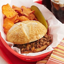 Sloppy Joes - Tasty Grub