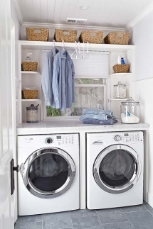 Small Laundry Room Ideas - Laundry Room Ideas