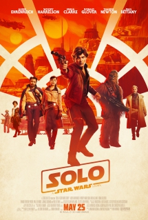 Solo: A Star Wars Story - Favourite Movies