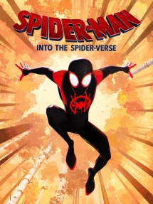 Spider-Man: Into the Spider-Verse - Favourite Movies