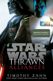 Star Wars 'Thrawn: Alliances' by Timothy Zahn - Novels to Read