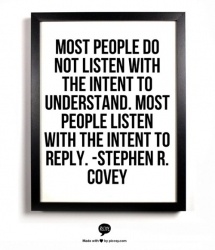 Stephen R. Covey quote - Quotes & other things
