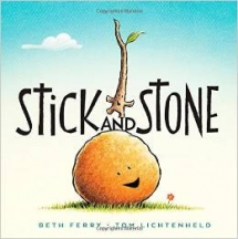 Stick & Stone by Beth Ferry - Children's books