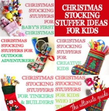 Stocking Suffers for Kids - Christmas