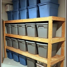 Storage Ideas #2 - For The Home