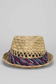 Straw Fedora - Gifts for him