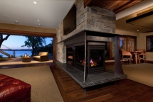 Substantial two room fireplace - Architecture & Design