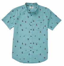 Sundays Mini Short Sleeve Shirt - Summer Style